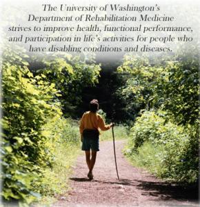 PhD in Rehabilitation Science - University of Washington